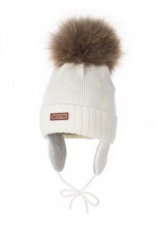 Lenne Adria 21373\001 шапка зимняя (натуральный балабон)