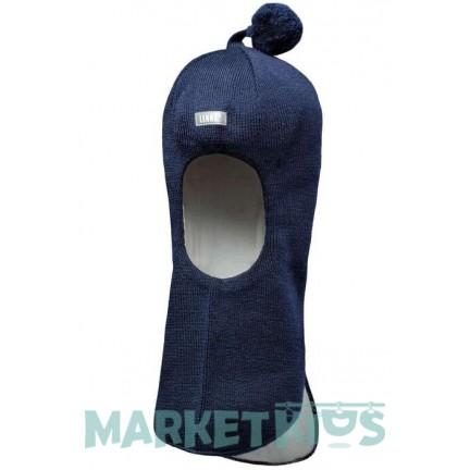 Шлем Lenne MACLE 21582 229 зимний шерстяной (темно синий)
