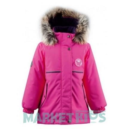 Парка зимняя Lenne MIRIAM 19329/267 (розовая)