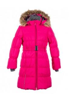 Huppa (Хуппа) YACARANDA 12030030-70063 пальто зимнее (фуксия)