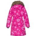 Huppa (Хуппа) YACARANDA 12030030 - 94263 пальто зимнее (фуксия снежинки), Фото 2