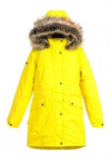 Lenne ESTELLA 19671/117 модная парка зима (лимонная)