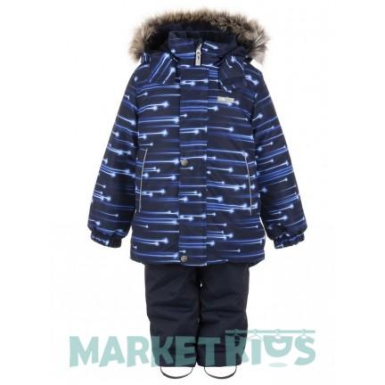 Lenne RON 21320 D/2294 зимний комплект (синий)
