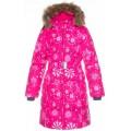 Huppa (Хуппа) YACARANDA 12030030 - 94263 пальто зимнее (фуксия снежинки)