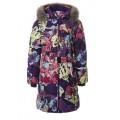 Huppa (Хуппа) YACARANDA 12030030 - 01473 пальто зимнее (разноцвет), Фото 3