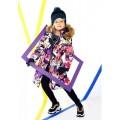Huppa (Хуппа) YACARANDA 12030030 - 01473 пальто зимнее (разноцвет)