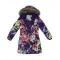 Huppa (Хуппа) YACARANDA 12030030 - 01473 пальто зимнее (разноцвет), Фото 4