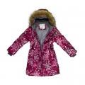 Huppa (Хуппа) YACARANDA 12030030-82034 пальто зимнее (бургунди), Фото 2