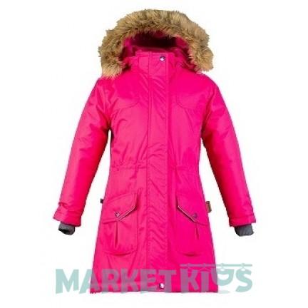 Пальто-парка Huppa Fashion MONA 12200030-70063 фуксия