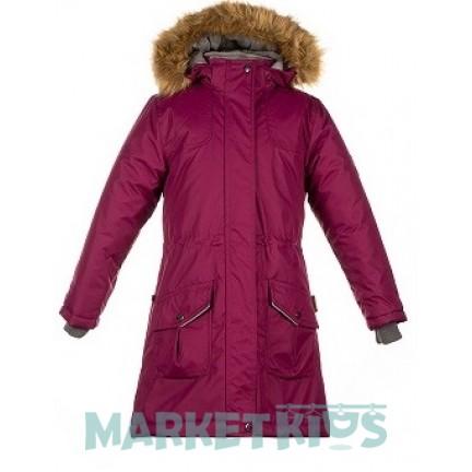 Пальто-парка Huppa Fashion MONA 12200030-80034 бордо
