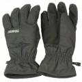 Huppa Keran 8215Base - 70048 непромокаемые утепленные зимние перчатки (серые), Фото 2
