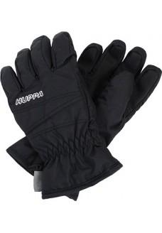 Huppa Keran 8215Base - 00009 непромокаемые утепленные зимние перчатки (черные)