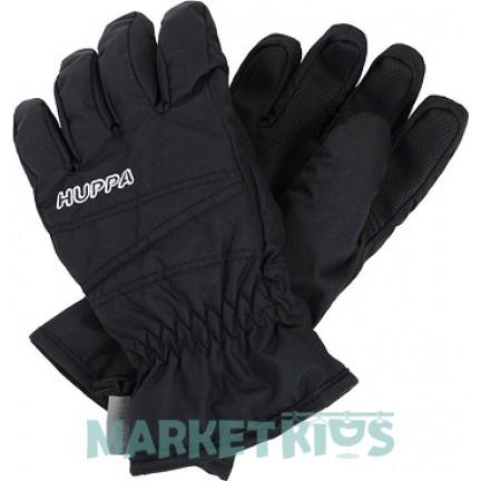 Huppa Keran 8215Base - 00009 непромокальні утеплені зимові рукавички (чорні)