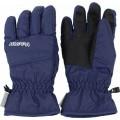 Huppa Keran 8215Base - 60086 непромокаемые утепленные зимние перчатки (синие), Фото 2