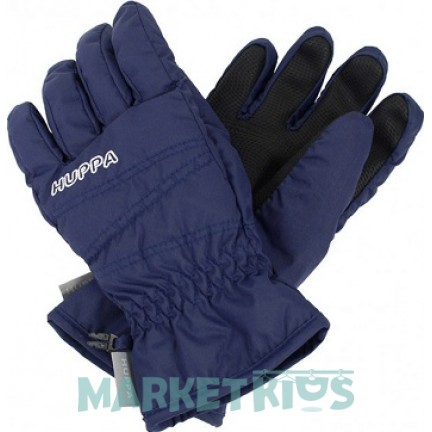 Huppa Keran 8215Base - 60086 непромокаемые утепленные зимние перчатки (синие)