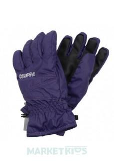 Huppa Keran 8215Base - 70073 непромокаемые утепленные зимние перчатки (фиолетовые)