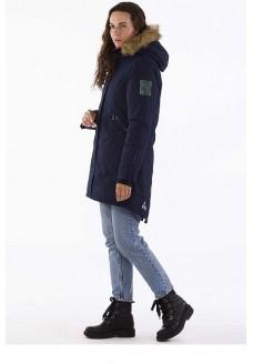 Huppa Vivian 12498020-00086 парка зимняя для подростков (синяя)