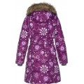 Huppa (Хуппа) YACARANDA 12030030 - 94234 пальто зимнее (бургунди снежинки), Фото 3