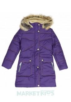 Lenne ISADORA 18365/612 пальто зима (фиолетовое)
