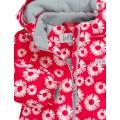 Joiks куртка для девочки осенняя утепленная 150г на флисе, Фото 3