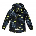 Joiks куртка для мальчика демисезонная утепленная 150г на флисе, Фото 2