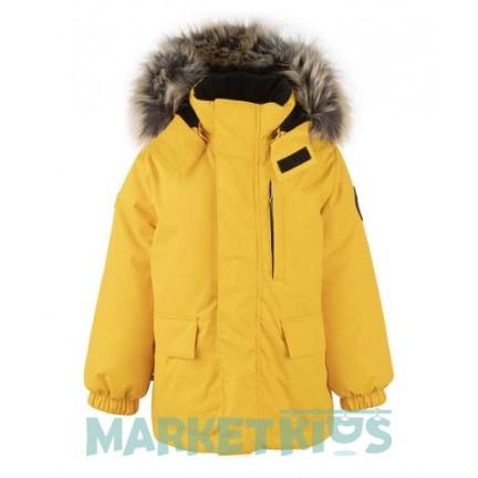 Lenne SNOW 20341/109 парка зима (желтая)