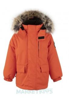 Lenne SNOW 20341/455 парка зима (оранжевая)