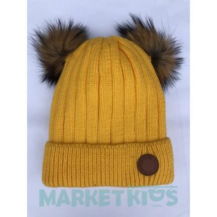 Lenne Reeda 20389A/109 шапка зимняя для девочки