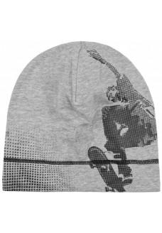 Шапка lenne Marco skate 20281 A /370 демисезонная (серая)