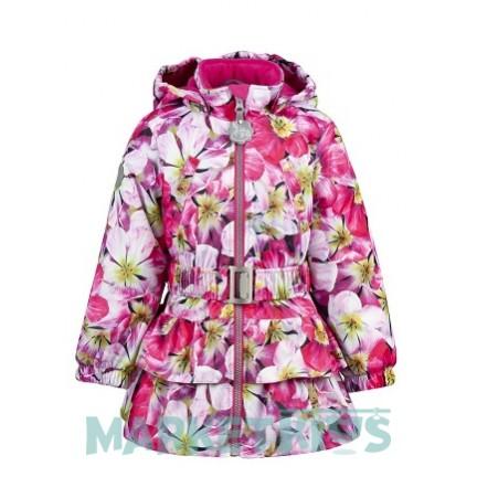 Lenne Polly 20235/2637 пальто демисезонное (цветы)