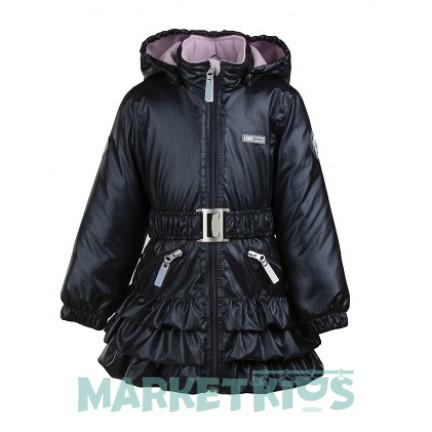 Lenne DORA 20237/229 пальто демисезонное (синее) 80 г