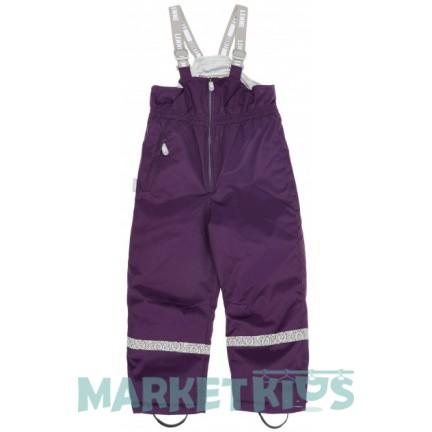 Lenne HEIDI 17353/607 полукомбинезон для девочки (фиолетовый)