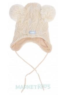 Lenne JENA 17376/505 шапка зимняя для девочки