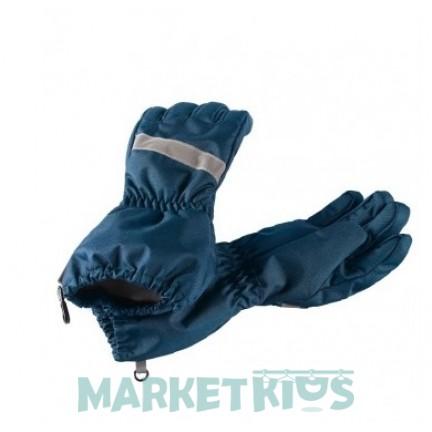 Перчатки зимние непромокаемые Lassie 727718 - 6950 (синие)