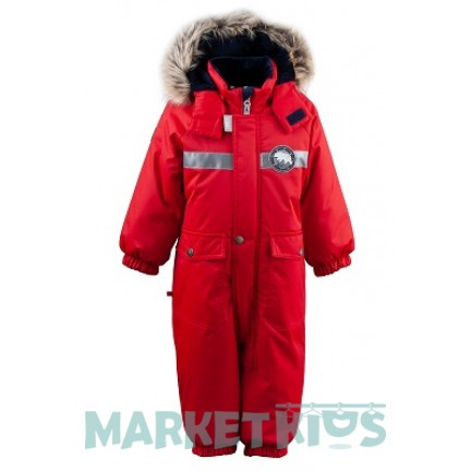 Lenne RED 19308A/622 комбинезон зима (красный)
