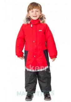 Lenne KENT 19321/622 комбинезон зима 2020 (красный)
