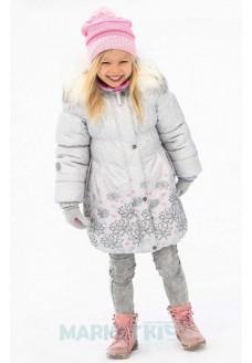 Lenne ESTELLA 19334/2540 пальто зима 2019-2020 (серебро)
