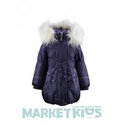 Lenne ESTELLA 19334/6199 пальто зима 2019-2020 (фиолетовое)