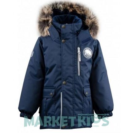 Парка Lenne SNOW 19341/229 зима (синяя)