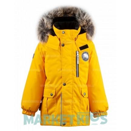 Парка Lenne SNOW 19341/109 зима (желтая)