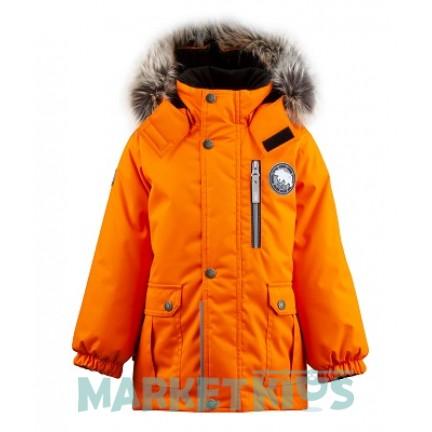 Парка Lenne SNOW 19341/453 зима (оранжевая)
