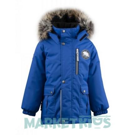 Парка Lenne SNOW 19341/676 зима (ярко синяя)
