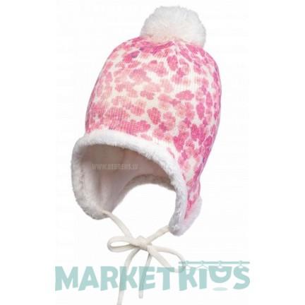 Lenne BESS 19373/001 шапка зимняя для девочки