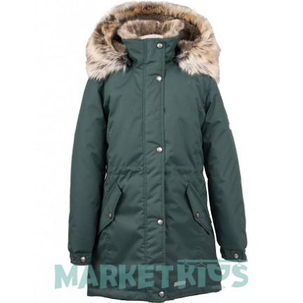 Lenne ESTELLA 19671/332 модная парка зима (зеленая)