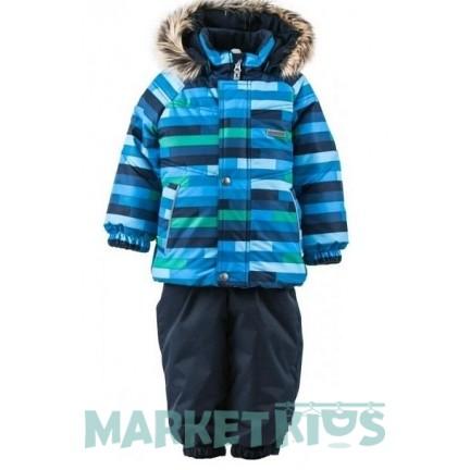 Lenne FRANK 18318/2299 комплект зима (синяя полоска)