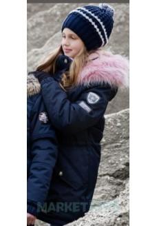 Lenne ESTRA 18671A/229 модная парка-пальто зима (синяя)