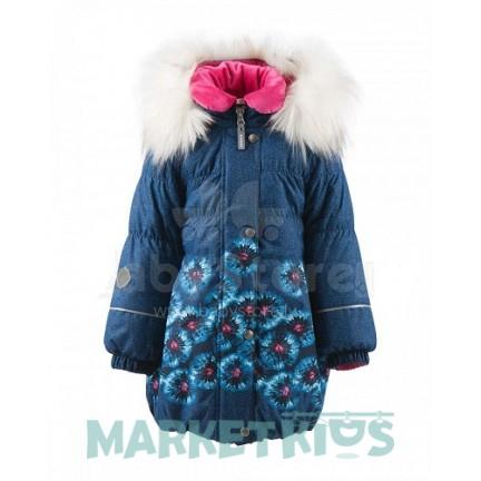 Пальто зимнее Lenne ESTELLE 18334/2009 (синее)