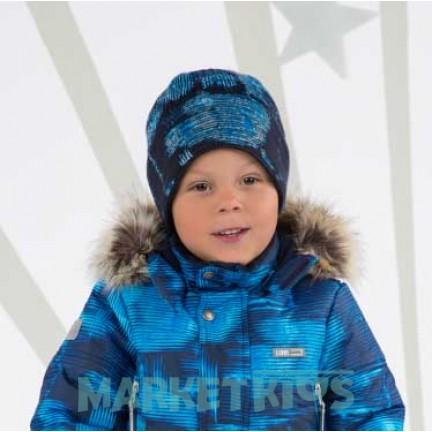 Lenne HALON 18395/632 шапка зимняя для мальчика