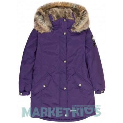 Lenne ESTELLA 18671/612 модная парка-пальто зима (cливовая)