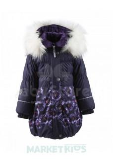 Пальто зимнее Lenne ESTELLE 18334/6190 (фиолетовое)